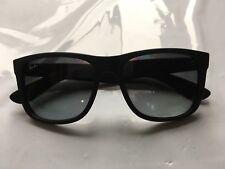 3805097beb7 VTG Vintage Ray-Ban RB4165 Justin 622 2V Black Matte