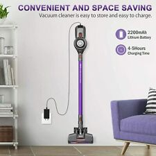 ONSON D18E Pro 20000 Pa 250W Cordless Vacuum Cleaner Upright 2in1 Handheld Stick