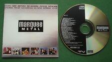 Marquee Metal Kiss Bad Company Queen Uriah Heep Magnum Motorhead Hendrix + CD