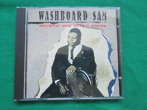 WASHBOARD SAM - ROCKIN MY BLUES AWAY - 1992 BMG MUSIC - CD