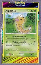 Aspicot - Platine 02: Rivaux Emergeants - 86/111 - Carte Pokemon Neuve Française