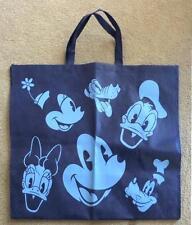 Clearance Huge Disney Canvas Shopping Bag Mickey Donald Goofy Minnie Daisy Pluto