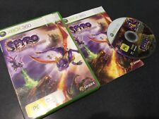 The Legend Of The Spyro Dawn Of The Dragon XBOX 360