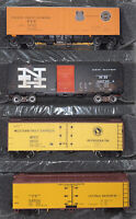 HO Scale Athearn 40' Billboard Reefer Advertising Car Train Cargo LOT 4 Box 2