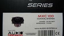 Audio System MXC 100