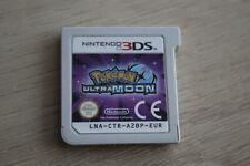 Pokemon version ultra lune jeu nintendo 3 ds 3ds