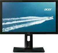 """Acer 24"""" Widescreen LCD Monitor Display Full HD 1920 x 1080 1 ms CB241H bmidr"""