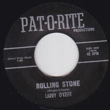 Larry O'Keefe - Rolling Stone / Hot Rockin' Mama - Pat -O- Rite Rockabilly Repro