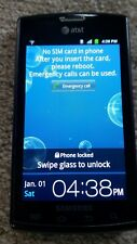 AT&T Samsung S Captivate SGH-I897 Smartphone