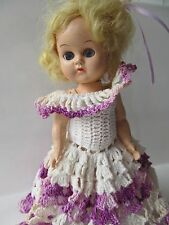 Vintage Virga Lucy Doll Colgate Palmolive Fab Soap Hip Pin Walking  - So Cute!