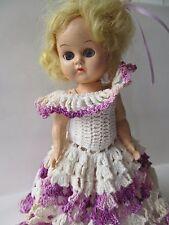 Vintage 1955 Virga Lucy Colgate-Palmolive Fab Soap Hip Pin Walking Doll - Cute!