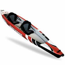 Canoë Gonflable JBAY.ZONE 425 Duo Kayak En Drop-Stitch
