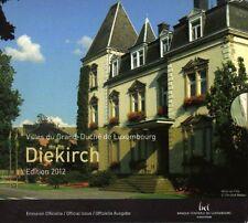 LUXEMBOURG Coffret de 8 pièces FDC BU 2012 avec 2 Euros Guillaume IV, 10 ans Eur
