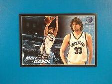 2009-10 Panini NBA Basketball n.339 Marc Gasol Memphis Grizzlies