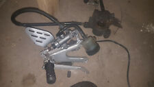 2005 YAMAHA R6 5SL RIGHT HANGER BRAKE LEVER MASTER CYLINDER GOOD CONDITION