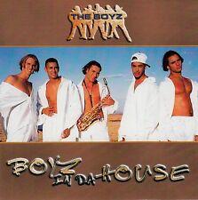 THE BOYZ : BOYZ IN DA HOUSE / CD