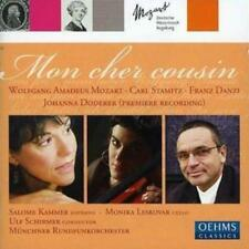 Various Composers : Mon Cher Cousin/cello Concerto (Schirmer, Leskowar) CD
