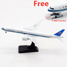 1:400 Aviation400 China Southern Airlines B777-300ER B-20CK Free Tractor+Stand
