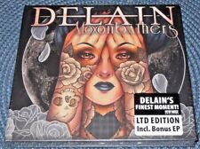 DELAIN ‎– MOONBATHERS 2 CD LIMITED EDITION MEDIABOOK