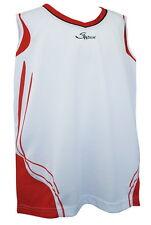 Swish Men's Basketball Sports Sleeveless Training Jogging Gym Top Jersey Dress
