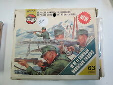 AIRFIX WWII GERMAN MOUNTAIN TROOPS 63 PIECES