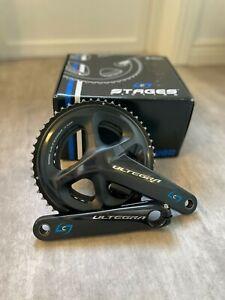 Stages Power Meter Ultegra R8000 L/R 172.5mm 52/36