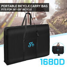 26-29' 1680D Nylon Portable Bicycle Carry Bag Cycling Bike Transport Case Travel