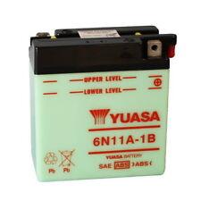BATTERIA YUASA 6N11A-1B 67/72 AERMACCHI ALA BLU GT 250 06.01112 6V/11AH