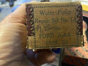 1928 1929 1930 1931 Model A Ford Water Pump repair Set