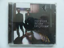 CD ALBUM  MCALMONT & BUTLER Bring it back  539977