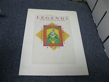 Legends Us Post Office Stamp and Scrapbook Album Jackie Robinson Lou Gerig