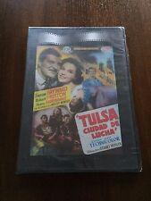 TULSA CIUDAD DE LUCHA - DVD 86 MIN - SLIMCASE - NEW SEALED - NUEVA EMBALADA