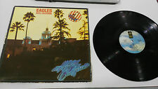 "EAGLES HOTEL CALIFORNIA LP 12"" VINILO VINYL G+/G+ SPANISH EDITION ASYLUM 1976"