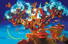 Wooden Jigsaw puzzle DaVICI Tree of Dreams 193 pcs Artist Anton Garcevic NEW