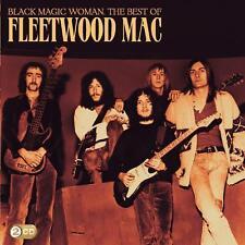 FLEETWOOD MAC (2 CD) BLACK MAGIC WOMAN : THE BEST OF THE ORIGINAL F.M. *NEW*