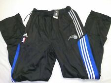 Authentic NBA Team On Court Warm Up Shooting Practice Button Pants Adult MEN'S