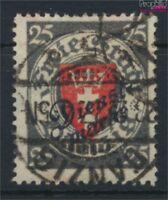 Danzig D46a gestempelt 1924 Dienstmarke (9045865