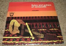 Flutes And Guitars Of Venezuela Maracaibo~SEALED~RARE World Folk~FAST SHIPPING!