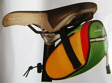 Cycling Bike Bicycle Seat Saddle Bag Muliti Coloured