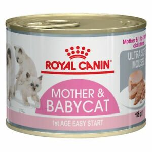 Royal Canin Babycat  Wet Kitten Food (195g)