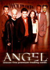 2004 Angel Season Five Collector Cards 1-90 (A7083) - You Pick - 10+ Free Ship