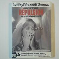 REPULSION - DVD Zone 2 - C. Deneuve - Valerie Taylor, James Villiers, Helen Fras