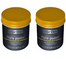 Osmo Fibre Paste Soft Fibre x2 Hair Gum SAMEDAY DISPATCH Barbering,Mens Styling