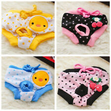 Female Pet Dog Diaper Physical Pants Cotton Sanitary Towel Underwear Clothing