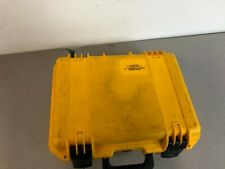 Used Navigation Electronics Case.  Good condition Latches work.