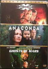 Xxx State of the Union / Anaconda / Ghosts of Mars (DVD)