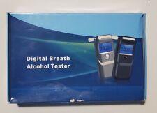 Warmhoming Breathalyzer Digital Alcohol Tester. LCD Display. New.