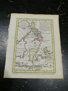 Philippines  -  1773, Harrevelt, Amsterdam, after Bellin