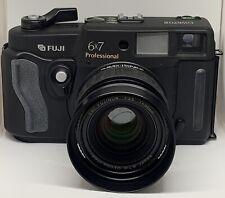 FUJI GW670 Mk.3 6x7 Pro Rangefinder 120 Rollfilm - Near Perfect