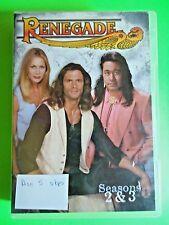 Renegade Seasons 2 and 3 by ANCHOR BAY